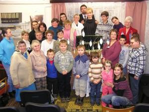 Gáborján gyülekezet szilveszterkor
